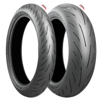 BRIDGESTONE BATTLAX S22 180/55 ZR17 (73W) TL REAR