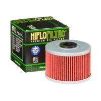 Масляный фильтр HIFLO HF112 (Adly, DINLI, Gas Gas, HISUN, Honda, Kawasaki, Polaris, Quadzilla, Suzuki)