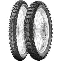 PIRELLI SCORPION MX MID SOFT 110/90 -19 62M TT REAR NHS Mud