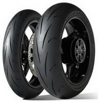DUNLOP SPORTMAX GP RACER D211 180/55 R17 SLICK M TL REAR