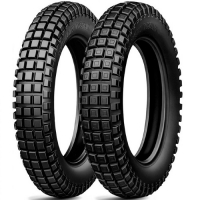 MICHELIN TRIAl X-LIGHT COMPETITION 120/100 R18 68M TL REAR