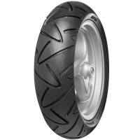 CONTINENTAL CONTITWIST 110/90 -12 64P TL FRONT/REAR