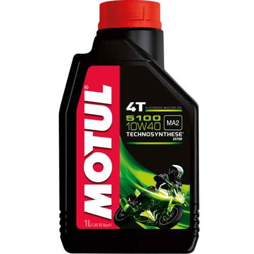Моторное масло MOTUL 5100 4T 10W40 (1 л.)