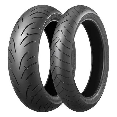 BRIDGESTONE BATTLAX BT-023 180/55 ZR17 (73W) TL REAR