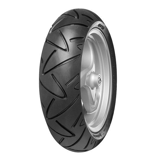 CONTINENTAL CONTITWIST 140/70 -12 65P TL FRONT/REAR