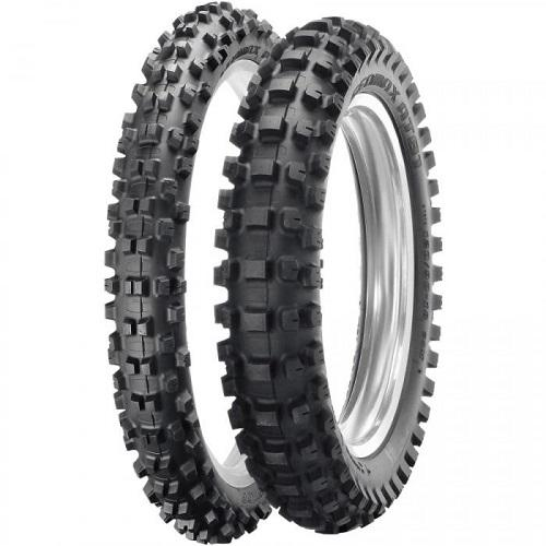 DUNLOP GEOMAX AT81 90/90 -21 54M TT FRONT