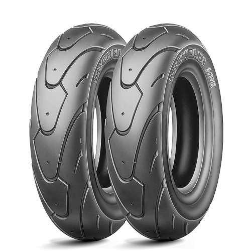 MICHELIN BOPPER 120/70 -12 51L TL/TT FRONT/REAR