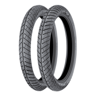 MICHELIN CITY PRO 90/90 -14 52P TT FRONT/REAR REINF