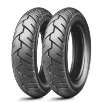 MICHELIN S1 80/100  -10 46J TL/TT FRONT/REAR