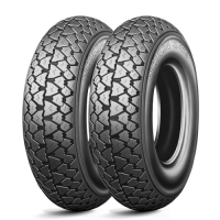 MICHELIN S83 3.50 -10 59J TL/TT FRONT/REAR REINF