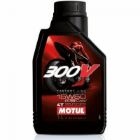 Моторное масло MOTUL 300V 4T FACTORY LINE 15W50 (1 л.)