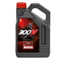 Моторное масло MOTUL 300V 4T OFF ROAD 5W40 (4 л.)