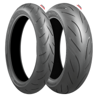 BRIDGESTONE BATTLAX HYPERSPORT S21 120/70 ZR17 (58W) TL FRONT