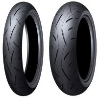 DUNLOP SPORTMAX ROADSPORT 2 190/55 ZR17 (75W) TL REAR