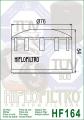Масляный фильтр HIFLO HF164 (BMW, Kymco scooter)