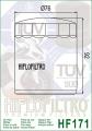 Масляный фильтр HIFLO HF171B глянцево-черный (Buell, Harley Davidson)