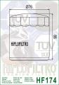 Масляный фильтр HIFLO HF174C хром (Harley Davidson)