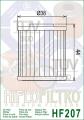 Масляный фильтр HIFLO HF207 (Betamotor, Kawasaki, LML scooter, Suzuki)
