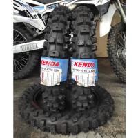 KENDA K772 CARLSBAD 110/100 -18 64M TT REAR
