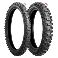 BRIDGESTONE MOTOCROSS M203/M204 90/100 -14 49M TT REAR