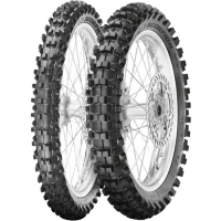 PIRELLI SCORPION MX MID SOFT 32 90/100 -14 49M TT REAR NHS