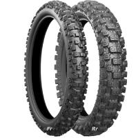 BRIDGESTONE BATTLECROSS X40 110/90 -19 62M REAR HARD