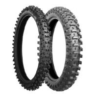 BRIDGESTONE BATTLECROSS X10 80/100 -21 51M FRONT MUD