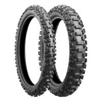 BRIDGESTONE BATTLECROSS X30 100/90 -19 57M REAR MEDIUM