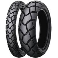 DUNLOP TRAILMAX D604 4.10 -18 59P TT REAR