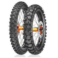 METZELER MC360 MID HARD 100/100 -18 59M TT MST REAR
