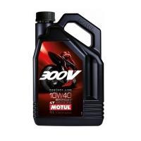 Моторное масло MOTUL 300V 4T FACTORY LINE 10W40 (4 л.)