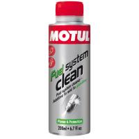 Очиститель топливной системы MOTUL FUEL SYSTEM CLEAN MOTO (200 мл.)