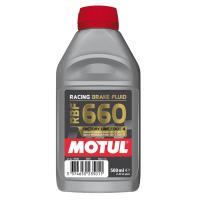 Жидкость тормозная MOTUL RBF660 BRAKE FLUID (500 мл.)