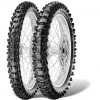 PIRELLI SCORPION MX SOFT 410 110/90 -19 62M TT REAR NHS